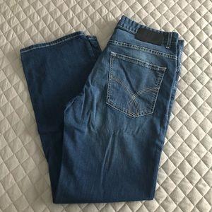 Men's Calvin Klein Straight Jeans